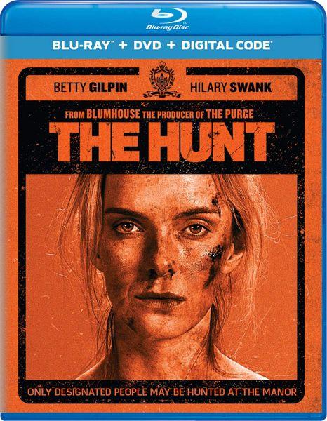 The Hunt HD Code (Movies Anywhere)