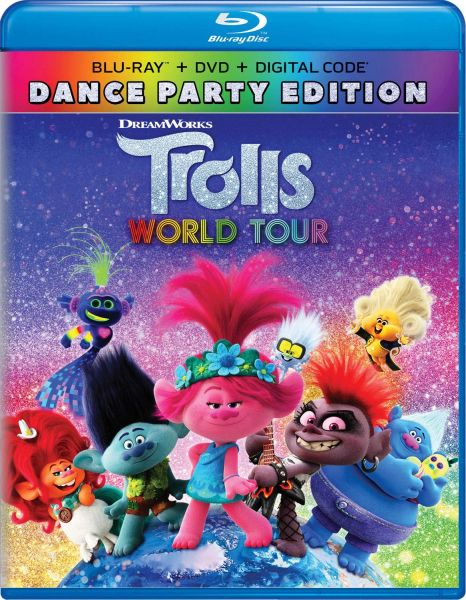 Trolls World Tour Digital HD Code (Movies Anywhere)