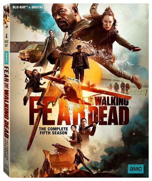 Fear The Walking Dead Season 5 Digital HD Code