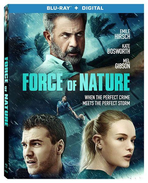 Force of Nature Digital HD Code