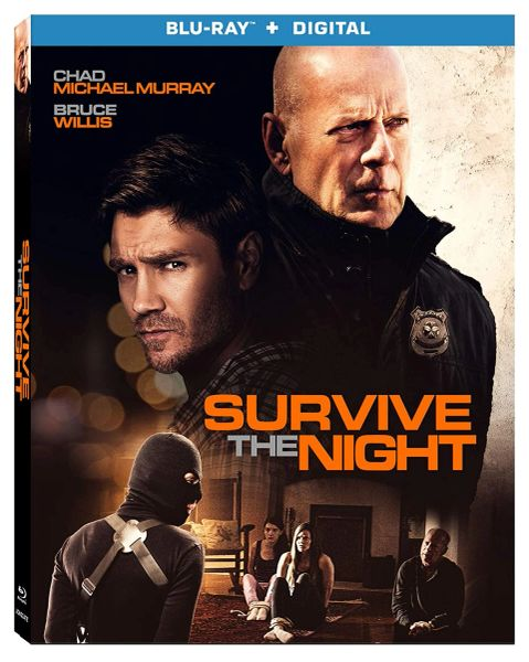 Survive the Night Digital HD Code