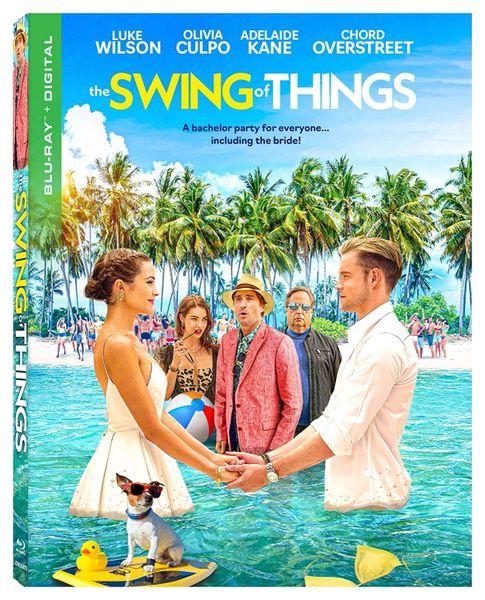 The Swing of Things Digital HD Code