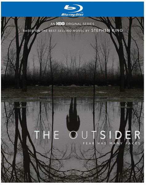 The Outsider: The First Season Digital HD Code
