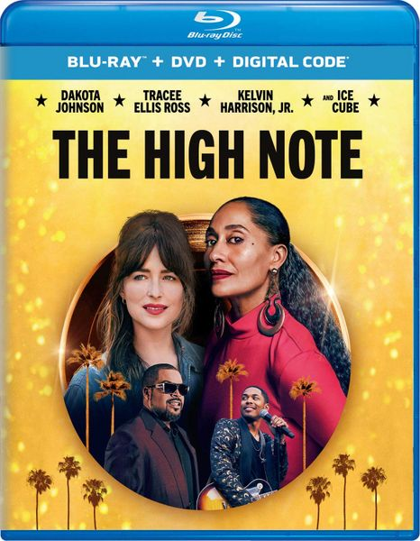 The High Note Digital HD Code, Code will be sent out on 8/13