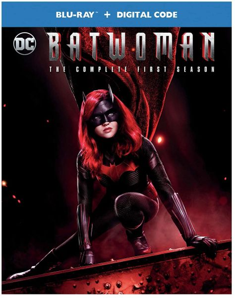 Batwoman: The First Season Digital HD Code