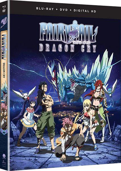 Fairy Tail: Dragon Cry - Movie Funimation Digital HD Code (NO Vudu or iTunes)