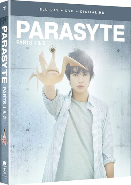 Parasyte: Parts One & Two Funimation Digital HD Code (NO Vudu or iTunes)
