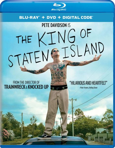 The King of Staten Island Digital HD Code