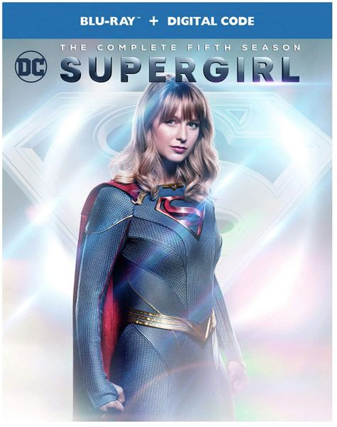 Supergirl: The Complete Fifth Season Digital HD Code