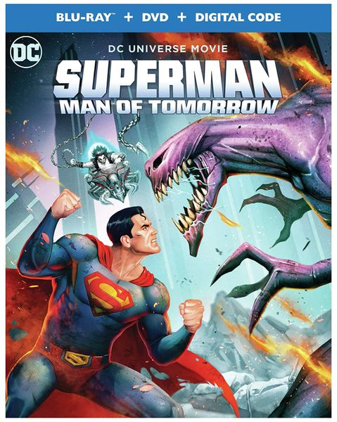 Superman: Man of Tomorrow Digital HD Code (Movies Anywhere)