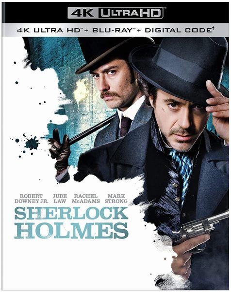 Sherlock Holmes 4K UHD Code (Movies Anywhere)