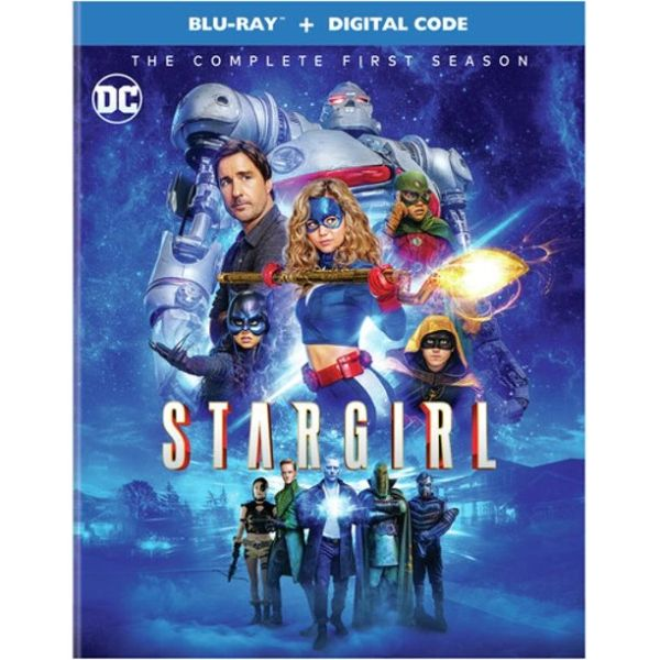 Stargirl Complete First Season Digital HD Code