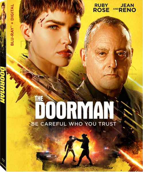 Doorman Digital HD Code