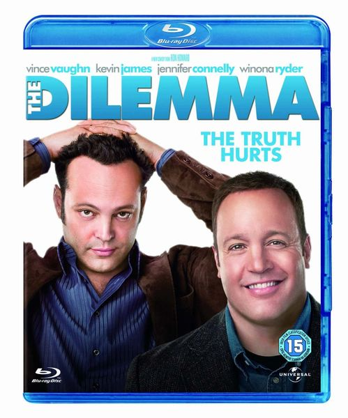 The Dilemma Digital HD Code (Movies Anywhere)