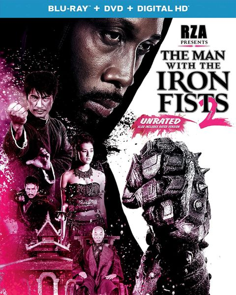 The Man with the Iron Fists 2 Digital HD Code (Movies Anywhere)