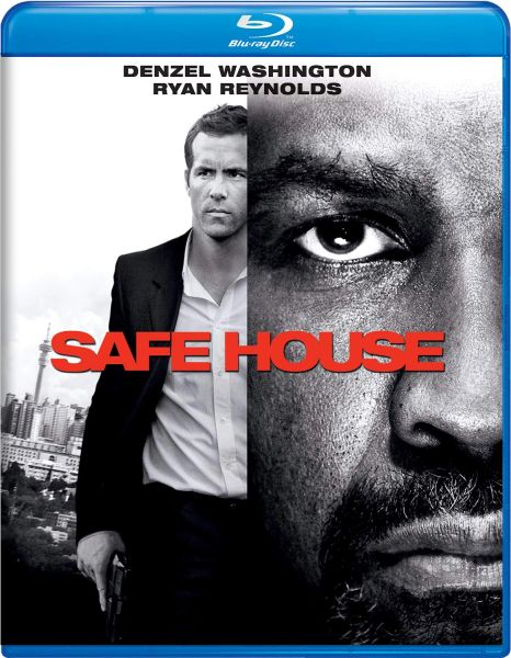 Safe House Digital HD Code (Movies Anywhere)