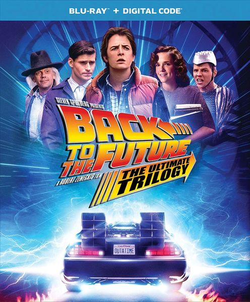 Back to the Future: The Ultimate Trilogy Digital HD Code (Movies Anywhere)