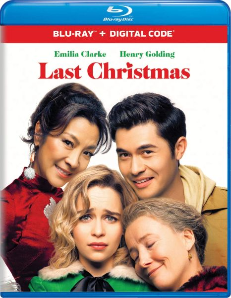 Last Christmas Digital HD Code (Movies Anywhere), Code will be sent out on 10/29