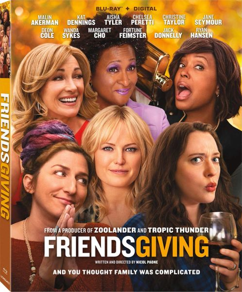 Friendsgiving Digital HD Code
