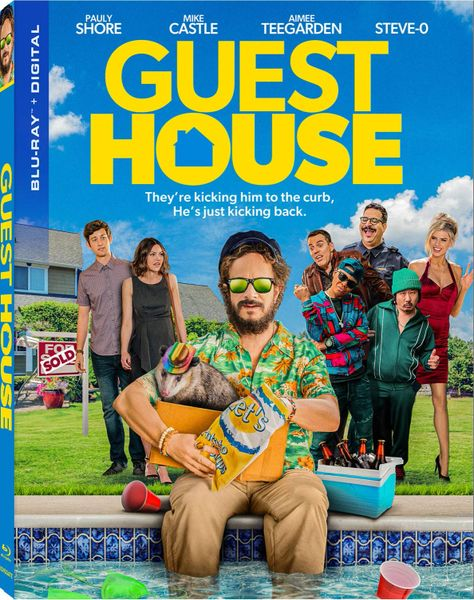 Guest House Digital HD Code, Code will be sent out on 11/12