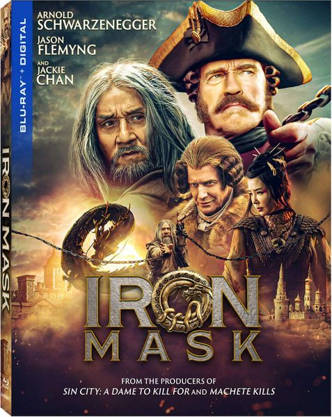 Iron Mask Digital HD Code