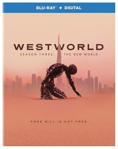 Westworld: S3: The New World Digital HD Code