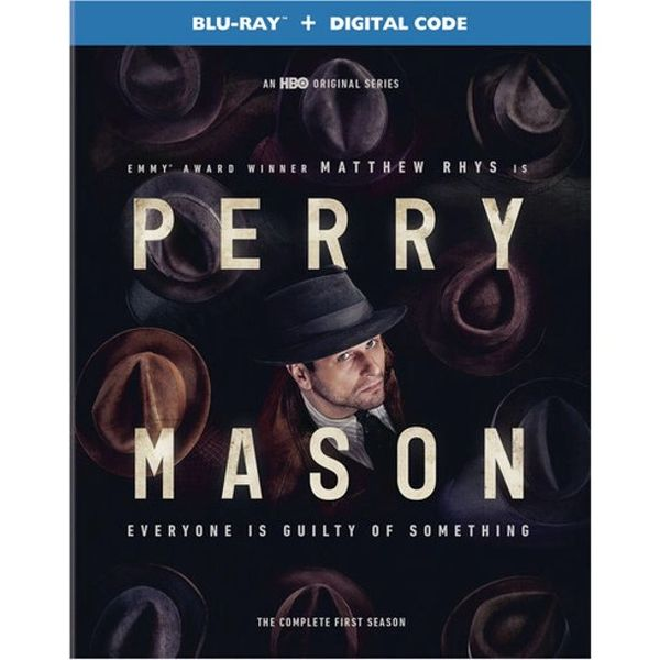 Perry Mason: The Complete First Season Digital HD Code (VUDU ONLY)