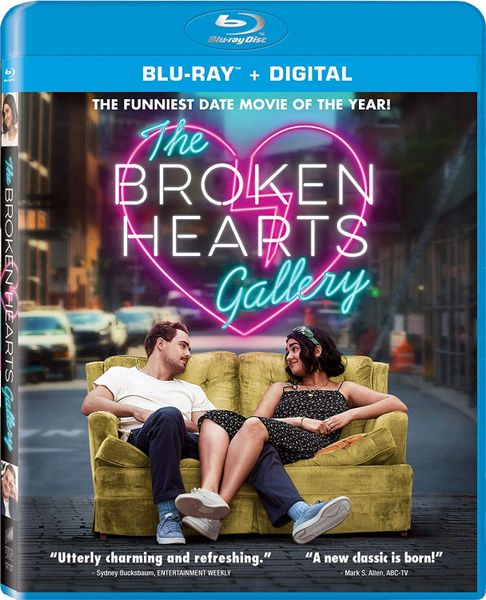 The Broken Hearts Gallery Digital HD Code (Movies Anywhere)