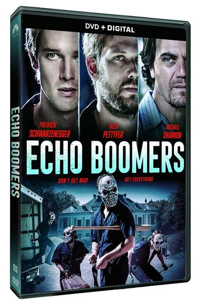 Echo Boomers Digital HD Code