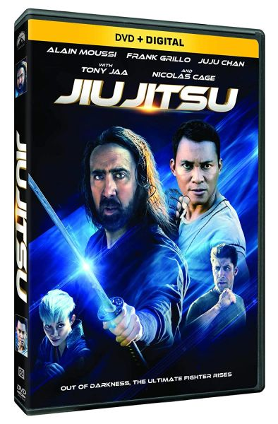 Jiu Jitsu Digital HD Code
