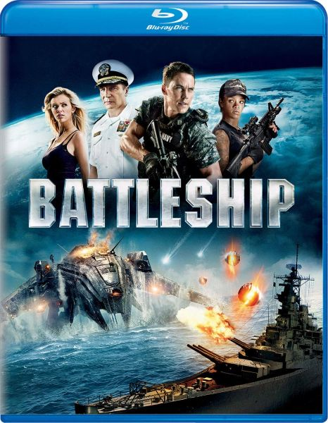 Battleship Digital HD Code (Movies Anywhere)