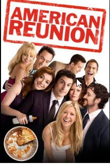 American Reunion Digital HD Code (Movies Anywhere) (Rated)
