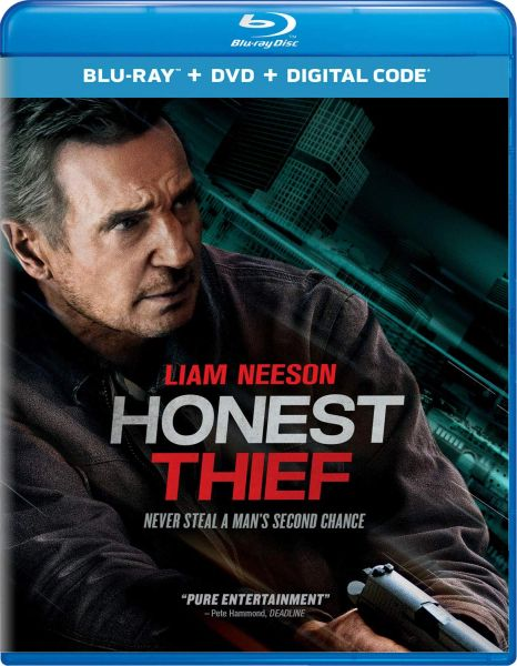Honest Thief Digital HD Code