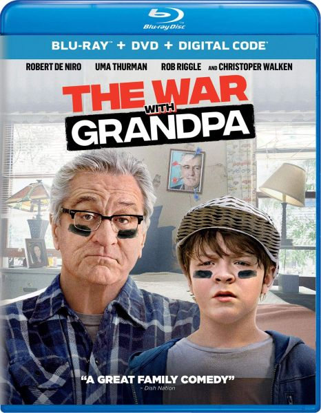 The War with Grandpa Digital HD Code