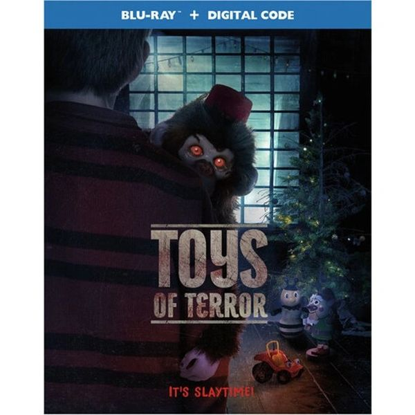 Toys of Terror HD Digital Code, Code will be sent out on 1/29/2021