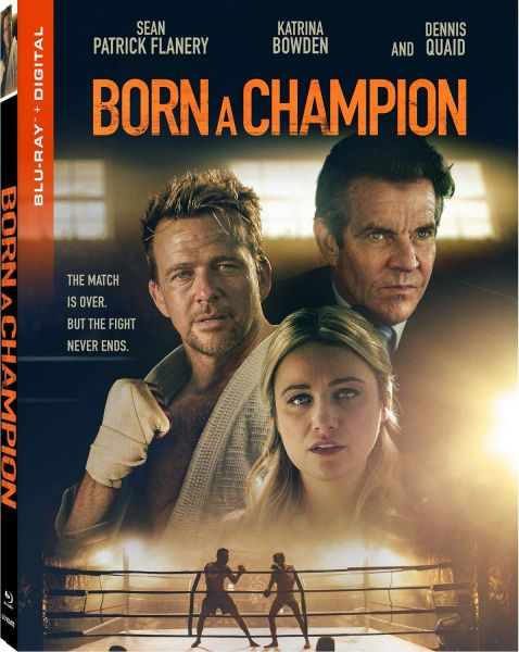 Born a Champion Digital HD Code, code will be sent out on 1/28