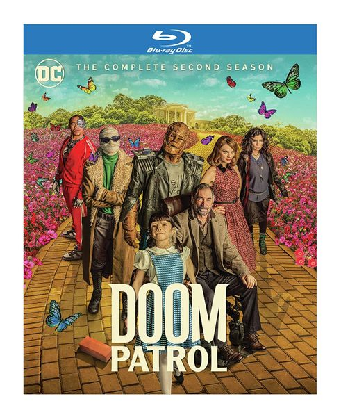 Doom Patrol S2 Digital HD Code, code will be sent out on 1/28