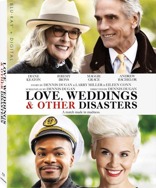 Love, Weddings & Other Disasters Digital HD Code