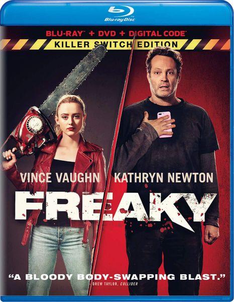 Freaky Digital HD Code (Movies Anywhere)