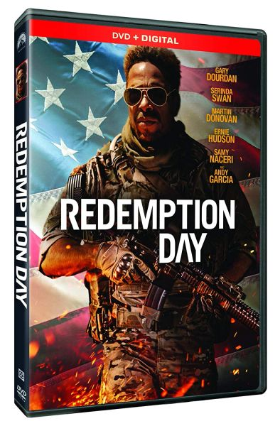 Redemption Day Digital HD Code