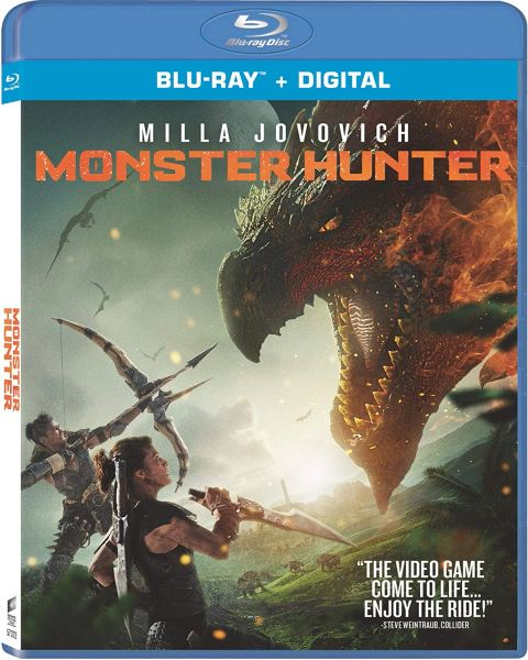 Monster Hunter Digital HD Code (Movies Anywhere)