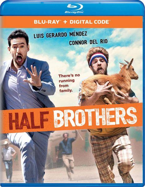 Half Brothers Digital HD Code (Movies Anywhere)