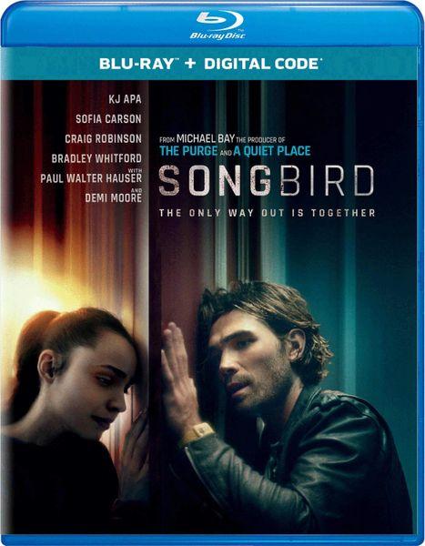 Songbird Digital HD Code (iTunes only, NO UV)