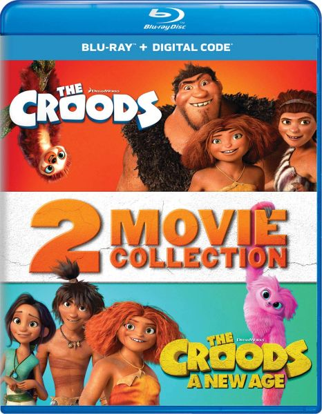 The Croods: 2-Movie Collection Digital HD Code (Movies Anywhere)