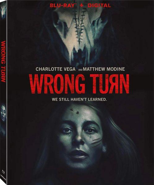Wrong Turn: The Foundation Digital HD Code
