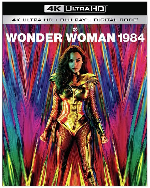 Wonder Woman 1984 4K UHD Code (Movies Anywhere)
