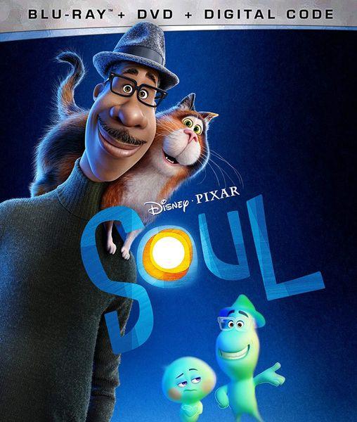 Soul Digital HD Code (Movies Anywhere)