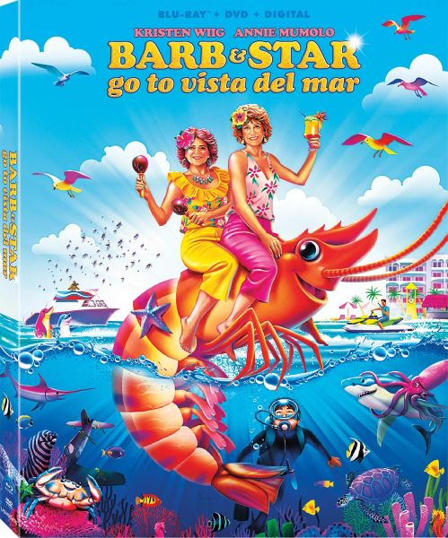 Barb and Star Go to Vista Del Mar Digital HD Code
