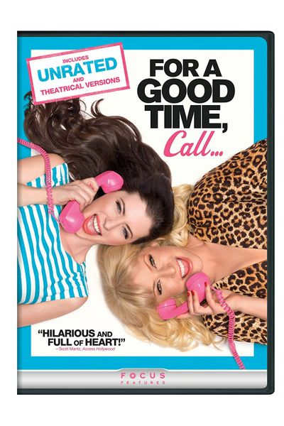 For a Good Time, Call (Unrated) Digital HD Code (Movies Anywhere)