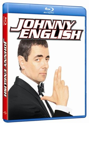 Johnny English Digital HD Code (Movies Anywhere)